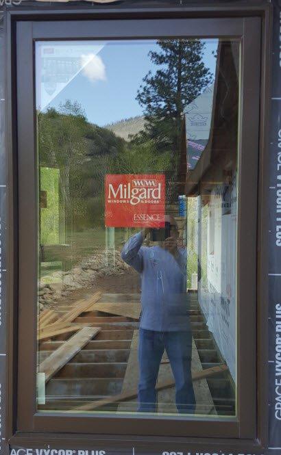 Milgard Montecito Vinyl Double Awning Window