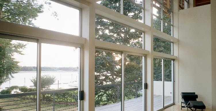 Aluminum Slider Windows : Milgard aluminum sliding glass door oxxo