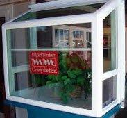 Milgard Classic Vinyl Garden Air Window