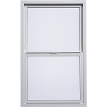 Milgard tuscany nail on vinyl double single hung for Milgard windows price list