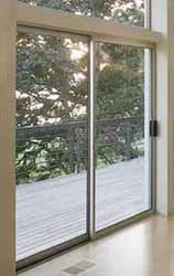 Milgard Aluminum Sliding Glass Door