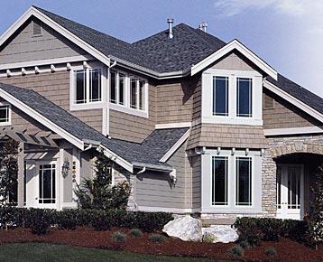 Milgard styleline vinyl horizontal sliding windows for Milgard windows price list