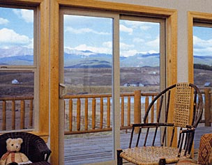 Milgard tuscany sliding glass door milgard tuscany series sliding patio door planetlyrics Choice Image