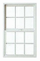 Milgard Tuscany Double Hung Windows