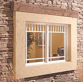 Milgard Ultra Fiberglass Horizontal Sliding Windows